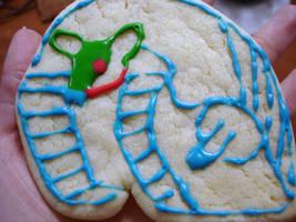 Tarkus Cookie by Dominoes4Syd