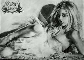 Avril Lavigne Maxim by JSchwelmArt