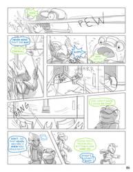 Star Fox: Delta - Page 86 by Geo-Dragon