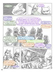 Star Fox: Delta - Page 91 by Geo-Dragon