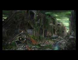 Doom City by truehorror666