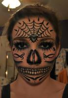 Sugar Skull by wompler