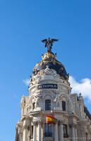 Metropolis, Madrid by naturtrunken