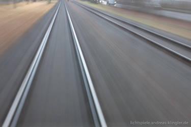 Rails of steel 1 by naturtrunken