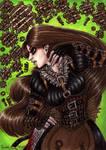 +Alice Steam Dress+ by MaliciousMisery