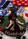 +Alice Ash Dress in the Vale of Tears+ by MaliciousMisery