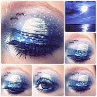 Moonlight Shadows by HannyPumpkinman