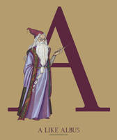 A like Albus by CoalRye