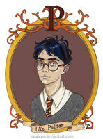 Harry Potter by CoalRye