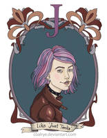 Tonks by CoalRye