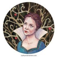 Snow White by CoalRye