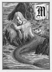Mermaid  by CoalRye