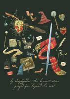 Gryffindor by CoalRye