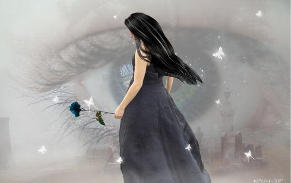 Weep for You by Kokitsune-Koyuki