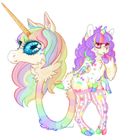 ~Glitter and Sugar~ by birdieweed