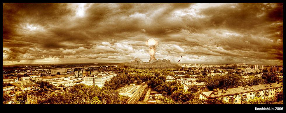 Nuclear War... by timshishkin