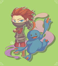 Minimon - Ninja by CrystalPoem