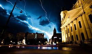 Storm by moszkito