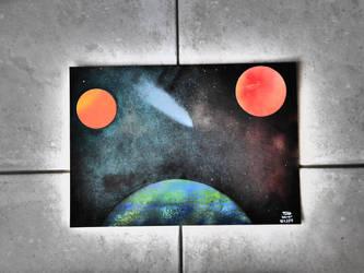 Space 3 Fern by K4shike