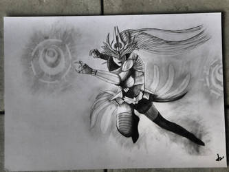 Syndra Nah by K4shike