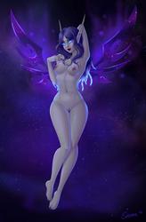 Lyra Voidstrider by szienna