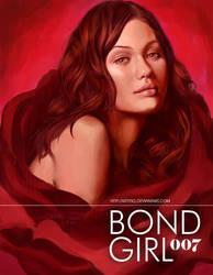 007 Bond Girl by kittyx3