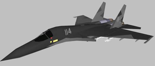 SU-33UB by KeiichiRX7