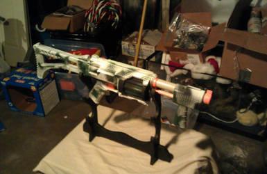 Custom FuryFire Azrael, fully painted by KeiichiRX7