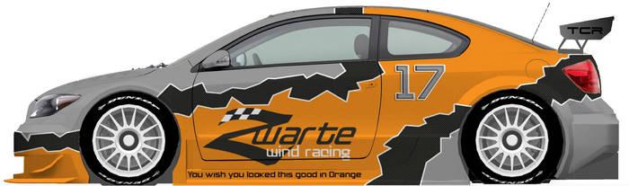 Zwarte Wind Racing tC-R by KeiichiRX7