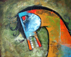 Horse 04 by vishalmisra