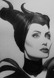 Maleficent by Danielepds