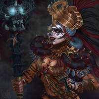 Mayan Commander by axelalonso
