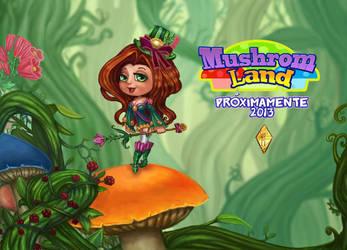 MUSHROM LAND by axelalonso