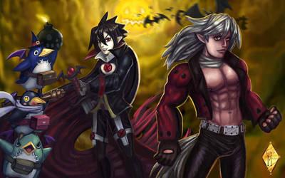 Halloween DIsgaea Dood by axelalonso