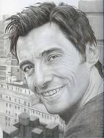 Hugh Jackman by JonMckenzie