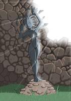 Nofhug Treasure ~ Agana Everwing by Cyrus649