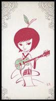 Shiina Ringo by PacoAfroMonkey