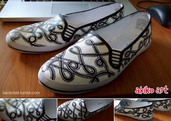 Mum's Shoes by kaotickell