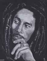 Bob Marley 2013 by SparksflyStudios