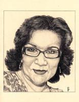 Maria Andrade by SparksflyStudios