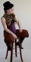 Steampunk Girl 20 by kirilee