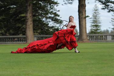 Red 6 by kirilee
