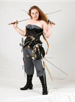 Weapons Wench 39 by kirilee