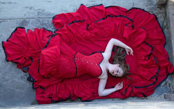 Red BONUS 51 by kirilee