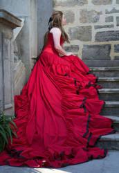 Red BONUS 56 by kirilee