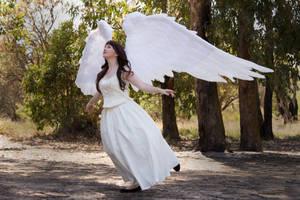 Angel 1 by kirilee