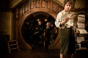 The Hobbit by 0rdonLink
