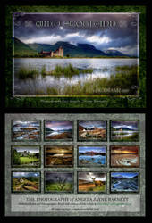 Wild Scotland Calendar 2009 by ArwensGrace