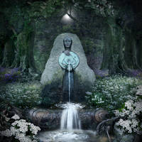 Lady of the Well by ArwensGrace