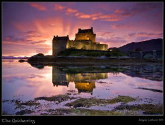 Eilean Donan Castle by ArwensGrace
